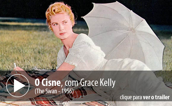 O Cisne, com Grace Kelly